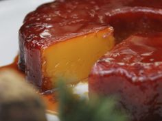 Receita de Pudim Abade de Priscos - Clara de Sousa Portuguese Recipes, Pudding Recipes, Something Sweet, Flan, Yummy Cakes, Meatloaf, Mashed Potatoes, Steak, Food And Drink