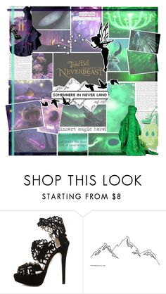 """""""🎶❝Do you long to be left all alone?Set apart with a heart made of stone?❞🎶"""" by walxee-xweetok ❤ liked on Polyvore featuring Zac Posen, Rubin Singer, Charlotte Olympia, Barbara Bui and Disney"""