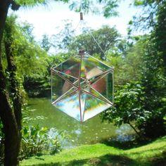 Feng Shui, Stained Glass Designs, Leaded Glass, Suncatchers, Mandala, Garden, Room, Diy, Inspiration