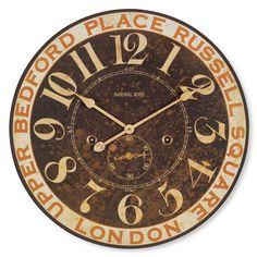 Country Clock | Vintage Phone | Home Decor | Sturbridge Yankee ...