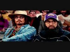 """Johnny Depp, Adam Sandler y Al Pacino en """"Jack and Jill"""""""
