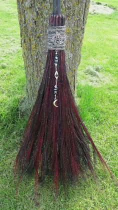 My witch brooms I love to make these