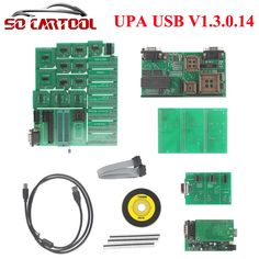 99.50$  Watch now - http://aliv66.shopchina.info/go.php?t=32685494540 - DHL Free UPA USB V1.3.0.14 With Full Adaptors UPA-USB ECU Chip Tunning  99.50$ #bestbuy