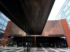 Inside Ryman Auditorium's new expansion