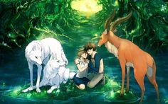Top 5 Essential Studio Ghibli Viewing   Read: http://the-artifice.com/top-essential-studio-ghibli-viewing/