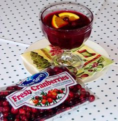 Cranberry Sauce (Preisselbeer-Soße)