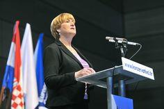 Ruža Tomašić, konzervativci, Hrvatski konzervativci, HKS, Hrvatska konzervativna stranka - Croatian Conservative Party