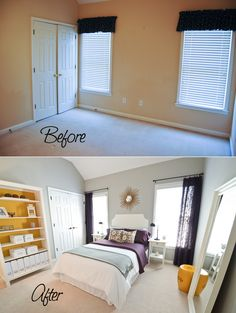 Guest Bedroom Reveal Finally