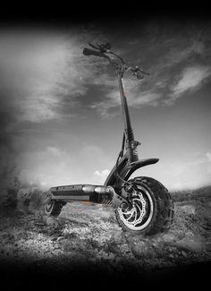 Dualtron 3 ULTRA LIMITÉE Électrique Scooter 60 V 2700 W Corée Conception Plus Puissant scooter