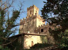 Castello di Montepescini (Murlo) La foto è di Sergio Visone.