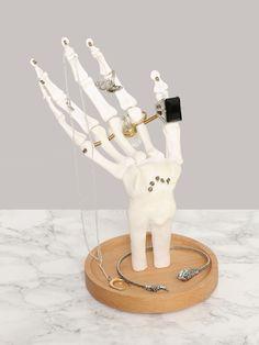 Skeleton Hand Jewelry Tray - Gypsy Warrior