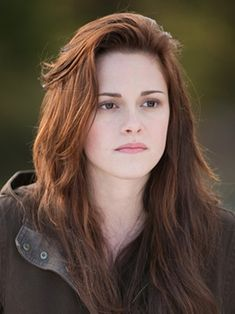 Bella Swan // Twilight. As much as she annoyed me at times, both in the books and movies, I still really like her character (mostly the book version, and YES, THERE IS A DIFFERENCE).