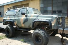M1009 Blazer for Sale | 1985 K5 / M1009 Blazer For Sale - Pirate4x4.Com : 4x4 and Off-Road ...