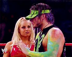 Jeff and his daughter Ruby   The hardy boyz, Jeff hardy ... Trish Stratus And Jeff Hardy Fanfiction