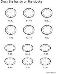 time worksheets - Google Search