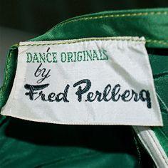 Dance originals by Fred Perlberg