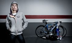 Portrait session with Danish Pro Triathlete Helle Frederiksen. More pics at: http://sports.jamesmitchell.eu/portraits/helle-frederiksen-triathlete/ © James Mitchell