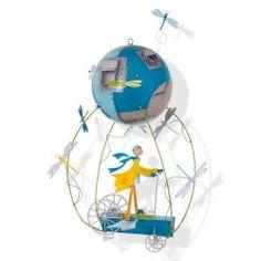 Les Schlumpeters - L'Enfant & l'Avion
