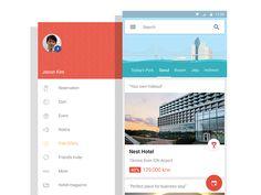 hottel - hotel reservation app