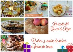 Para estar por casa: Roscón de Reyes y otras cinco recetas de dulces en forma de rosca
