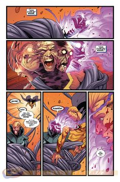 Preview: New Avengers #21, Page 4 of 5 - Comic Book Resources