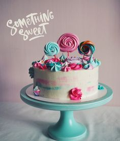 Тортик для девочки Cake for girl birthday