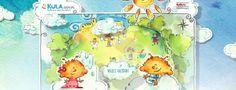 Multimedialne zwiedzanie Polski dla dzieci | Nauka domowa Education, Comics, Happy, Program, Art, Art Background, Kunst, Ser Feliz, Cartoons