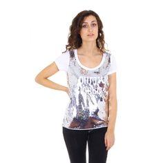 Emporio Armani ladies t-shirt short sleeve AGH70 AH 10