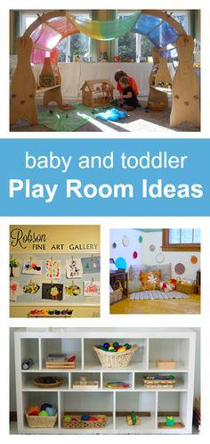 baby toddler play room ideas :: play room design :: nursery design ideas :: homeschool prescool