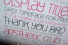 graphic design, deibi v10, web design, behance, free font