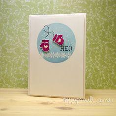 My Papercraft Corner - Card #405 I Card, Card Making, About Me Blog, Corner, Stamp, Stamps, Cardmaking, Letter Crafts