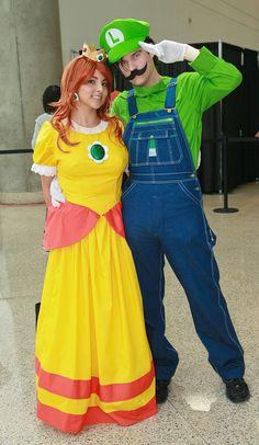 Luigi and Daisy