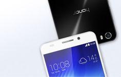 Honor for the Brave, la nueva marca de Huawei, presenta el Honor 6: http://www.smartphonesinside.com/150590/honor-6