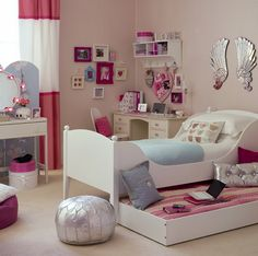 tween girls room ideas