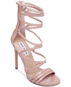 bc1007e468b6 Steve Madden Women s Flaunt Caged Sandals   Reviews - Sandals   Flip Flops  - Shoes - Macy s