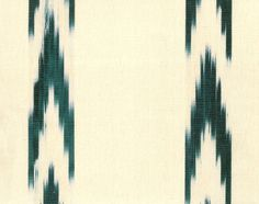 """""""ALFABIA"""" Majorcan fabric, one of the most iconic of the """"cloth of tongues"""". #chevron #ikat"""