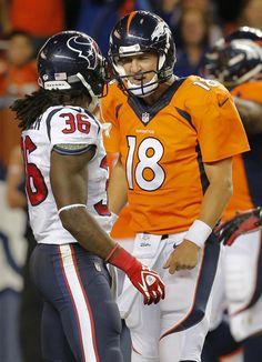 Peyton's taunting penalty