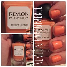 Apricot Nectar- Revlon Parfumerie