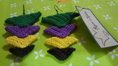 Aros a crochet