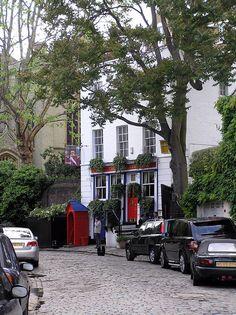 The Grenadier Pub, Belgravia, London