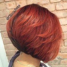 7 Valiant Tricks: Older Women Hairstyles For Fine Hair funky hairstyles african. Black Bob Hairstyles, Wedge Hairstyles, Asymmetrical Hairstyles, Feathered Hairstyles, African Hairstyles, Hairstyles With Bangs, Bob Haircuts, Hairstyles 2018, Braided Hairstyles