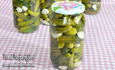 Cucumber Pickles (Gherkin Pickles) Recipe, How to Make the Most … – Sweet Varieties Gherkin Pickle, Granulated Sugar, Vinegar, Cucumber, Garlic, Appetizers, Cooking, Recipes, Pickles Recipe