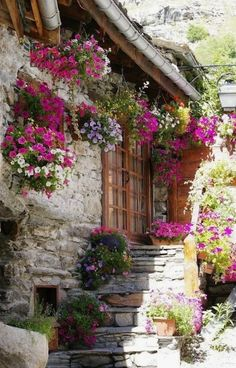Fresh and Beautiful Spring Flowers Garden Ideas 39 Beautiful Gardens, Beautiful Flowers, Beautiful Places, Beautiful Pictures, Garden Cottage, Spring Garden, Garden Inspiration, Garden Ideas, Patio Ideas