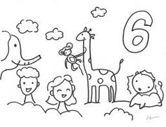 God Made Families Coloring Page Pictures Families/Obey