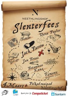 Sanlam Slenterfees on Behance
