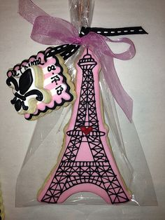 Paris cookies   Completely Cookie (by Kathleen)   Flickr