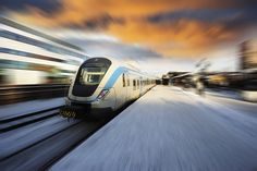 Nigeria's first ever high-speed rail is finally here High Speed Rail, Speed Training, First Ever, Train Rides, Trains, Inspiration, Biblical Inspiration, Train, Inspirational