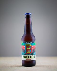 Brixton Brewery Effra Ale available at Bottle & Bean