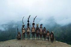 Ялимо. Западное Папуа, Индонезия, 2015 - Фото: Mattia Passarini