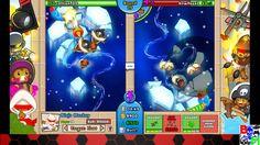 Bloons TD Battles Defensive Mode Online (396 win) 7 Battles 7 Win